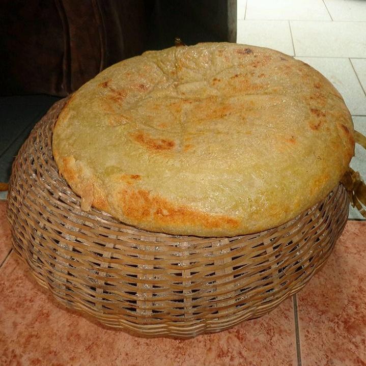 El Pissoj receta annobonesa de un pan